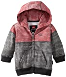 Quiksilver Baby Boys' Below Knee Hooded Sweatshirt