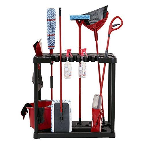 keter adjustable height tool storage rack giftsandwish. Black Bedroom Furniture Sets. Home Design Ideas