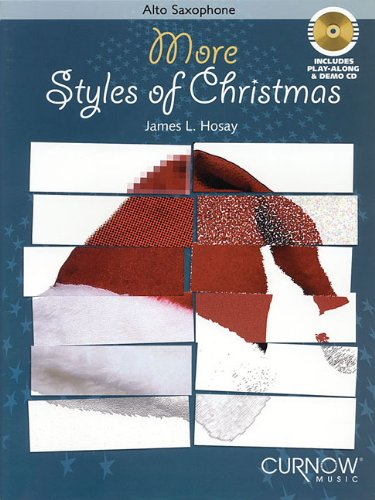 - More Styles of Christmas: Intermediate Level Instrumental Play-Along Packs