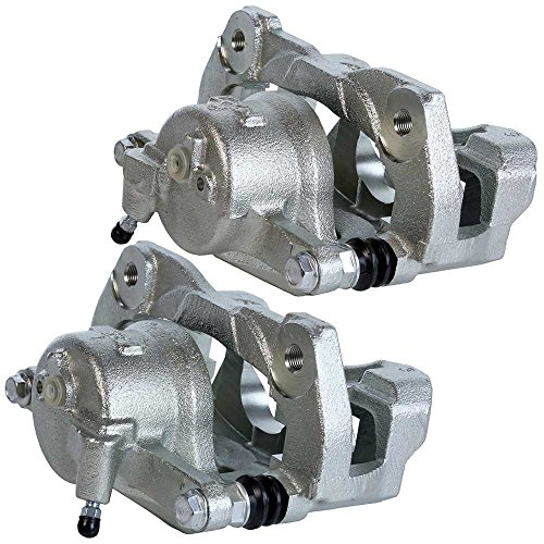 Brake Sebring Chrysler Caliper (Prime Choice Auto Parts BC30068PR Set of Front Brake Calipers)