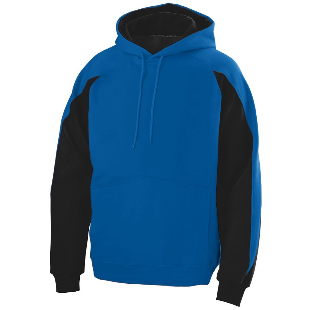STYLE 5460 - VOLT HOODY ROYAL/BLACK 2X by