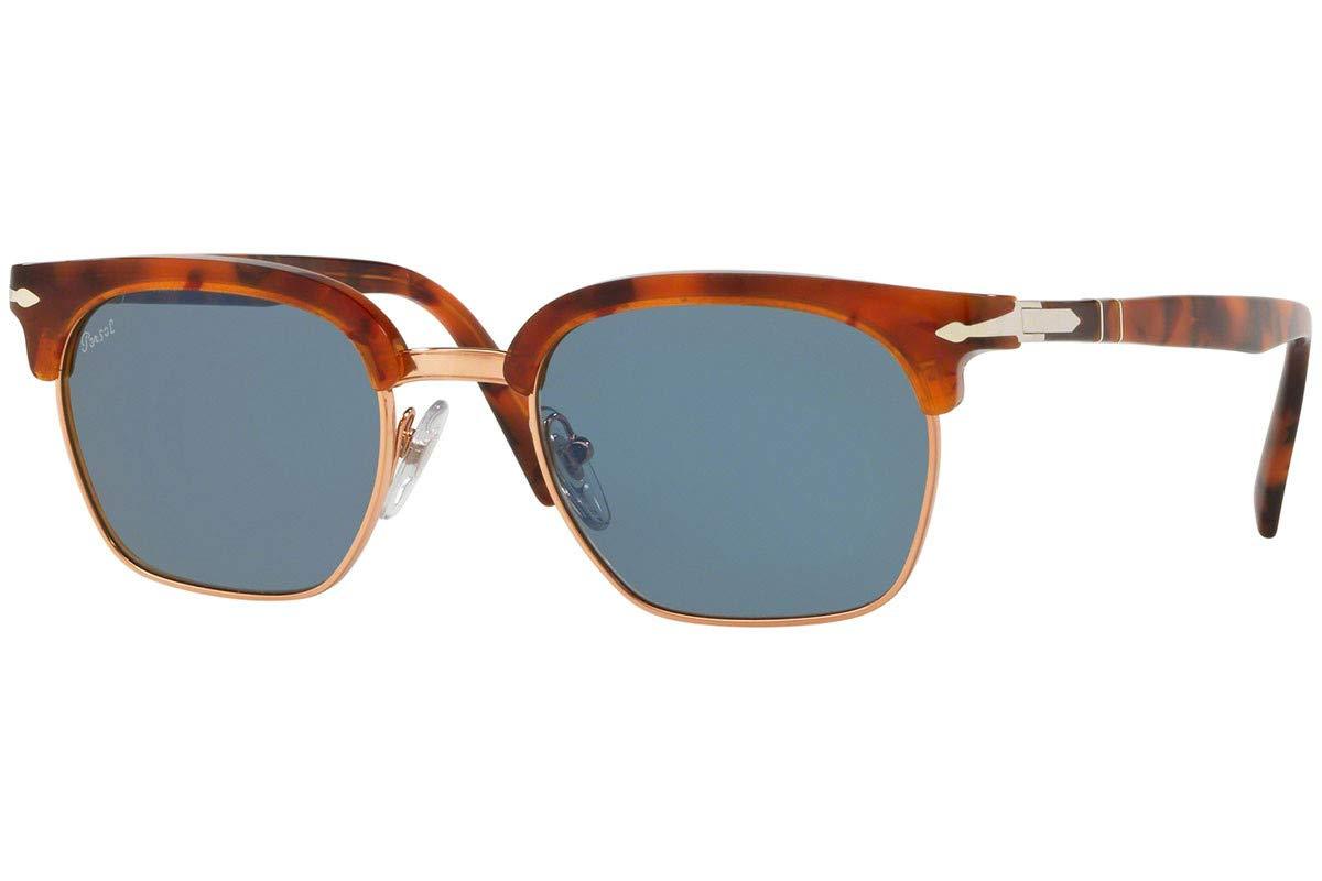 ویکالا · خرید  اصل اورجینال · خرید از آمازون · Persol  PO3199S - 107256 Sunglasses Tortoise w/ Light Blue Lens 53mm wekala · ویکالا