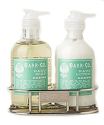 Hand Care Caddy - Barr Co Marine Hand & Body Duo with Caddy by k hall designs