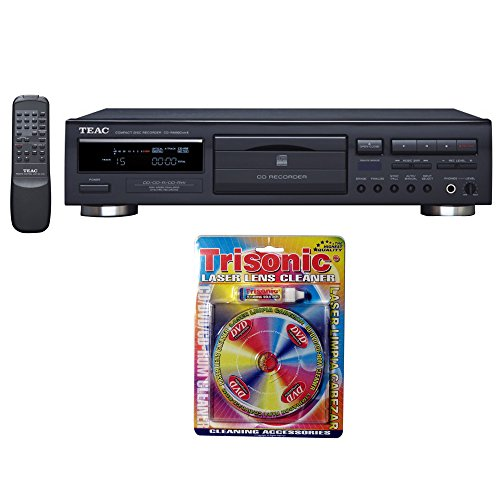 TEAC CD Recorder with Remote (6-CD-RW890MK2-B) with Triso...