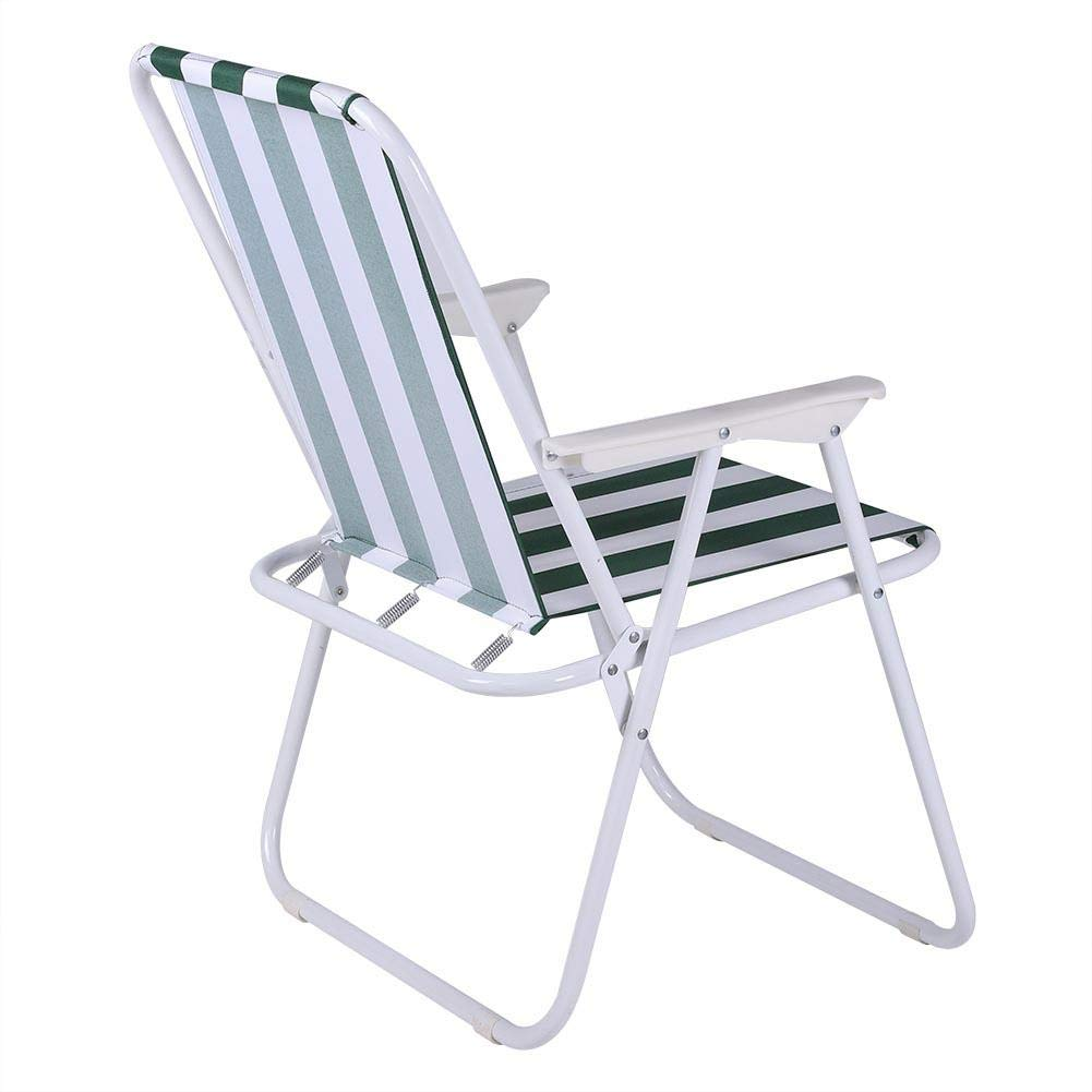 Sdraio da Spiaggia Zero Gravity per Prendere Il Sole Giardino Spiaggia Prendisole 65 * 53 * 8cm Poltrona Sdraio con braccioli Zoternen Sdraio da Giardino Portatile Sedia a Sdraio Pieghevole