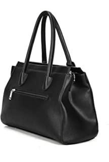 f0da06afcf Angkorly - Handbags   Shoulder Bags Shoppings Cross-body Doctor Tote bag  smooth leather modern