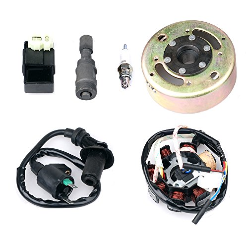 CISNO Ignition Repair Kit for GY6 Engine Type