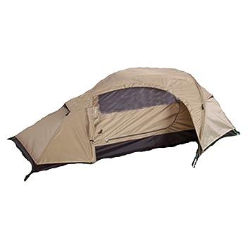 One Man Recon Coyote Tan Waterproof Double Layer Tent  sc 1 st  Amazon UK & One Man Recon Coyote Tan Waterproof Double Layer Tent: Amazon.co ...