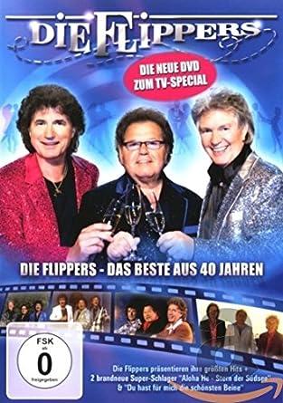 Die Flippers Das Beste Aus 40 Jahren Alemania Dvd Amazon
