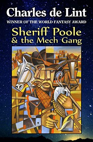 book cover of Sheriff Poole & The Mech Gang