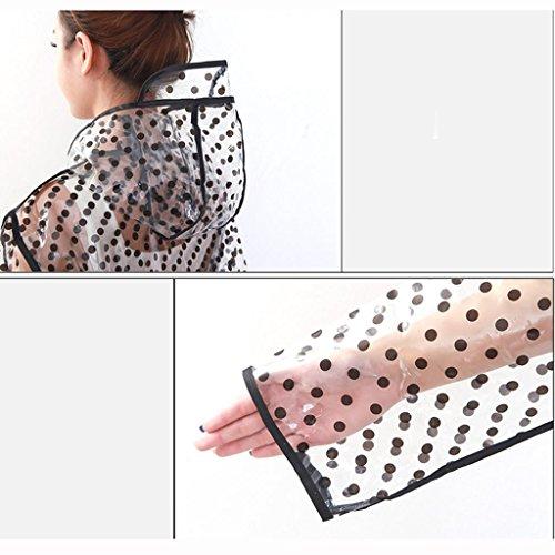 Transparante Outdoor Volwassen Regenjas Mode Dames Regenjassen Wandel 2 Xiaowu Regenjassen S5aqwT