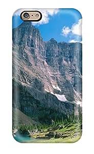 Chad Po. Copeland's Shop 2476077K78335800 New Glacier National Park Skin Case Cover Shatterproof Case For Iphone 6