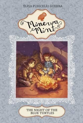 Night Mint - The Night of the Blue Turtles (Minerva Mint)