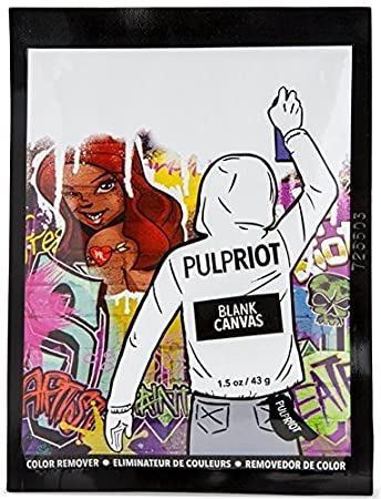 Amazon.com : Pulp Riot BLANK CANVAS Color Remover 1.5oz : Beauty
