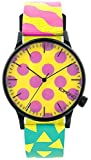 [Small] KOMONO watch 3 needle WINSTON KOM-W2166 [parallel import goods]