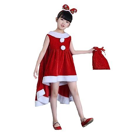 YONGMEI Traje de Baile - Trajes de Navidad para niños ...