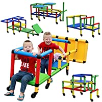Funphix Create and Play Life Size Structures Wheelies FP-W-1 Deals