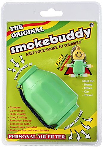 Smoke Buddy Personal Air Filter, Lime