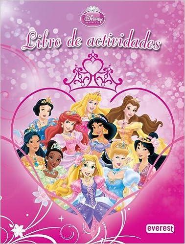 Princesas Disney. Pack de actividades Princesas Princesas Disney / Libros singulares: Amazon.es: Walt Disney Company, Walt Disney Company: Libros
