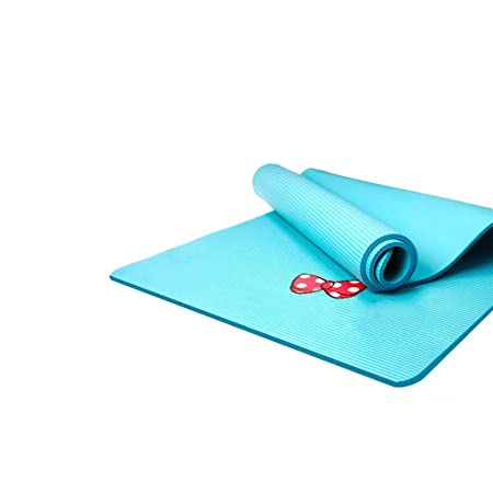 ZHAOJDT Yoga para niños Práctica de Baile Estera Chica ...