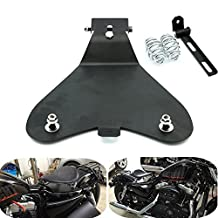 For Harley Sportster to Bobber Style Solo Seat Conversion Mount Coil Spring Kit (Fits: 2004- 2006 and 2010-later XL ,Dyna 2006-2016)
