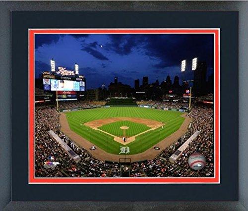 (Comerica Park Detroit Tigers Photo (Size: 12.5