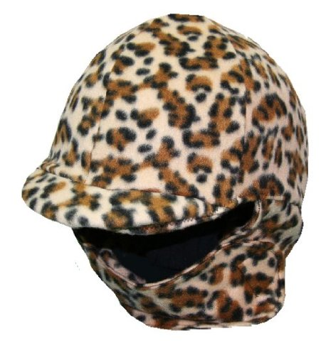 ding Helmet Cover - Animal Print ()