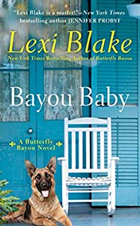 Book Cover: Bayou Baby