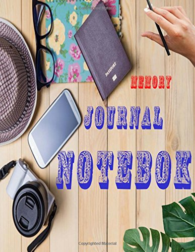 Download Notebook Journal Memory: Recording write down pdf