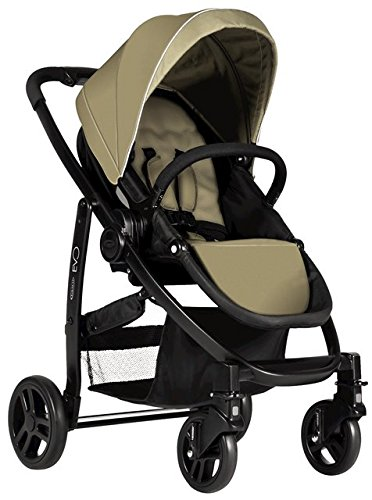 Graco Evo - Cochecito trío, color beige: Amazon.es: Bebé