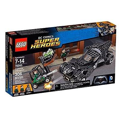 Interception of Lego Super Heroes 2016 Kryptonite 76045: Toys & Games
