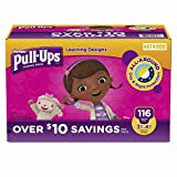 Health & Personal Care : Branded Pull-Ups Learning Designs Training Pants for Girls, Size 3T-4T, 116 ct. (diapers - Wholesale Price (Bulk Qty at Whoesale Price, Genuine & Soft Baby diaper)