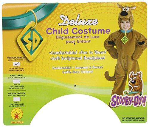 [Children's Scooby Doo Costume] (Scooby Doo Costumes Uk)
