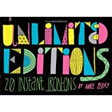 Unlimited Editions: 20 Instant Iron-On Decals