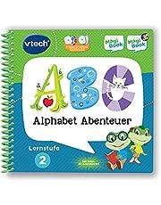 VTech 80-480604 Magibook - leerniveau 2 - alfabet avontuur