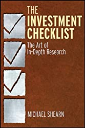 Image of the product The Investment Checklist: that is listed on the catalogue brand of .