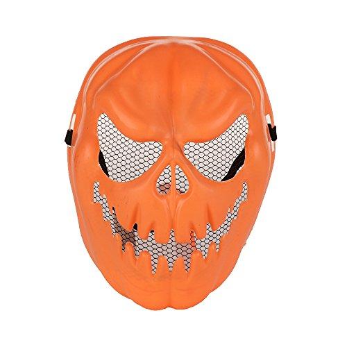Halloween Scary Pumpkin Mask, Party Bar Nightclub Fright