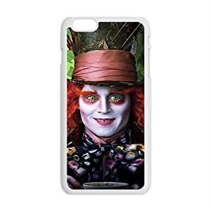 Alice In Wonderland Case Cover For iPhone 6 Plus Case