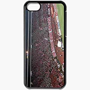 diy phone casePersonalized iphone 4/4s Cell phone Case/Cover Skin Red Star Blackdiy phone case