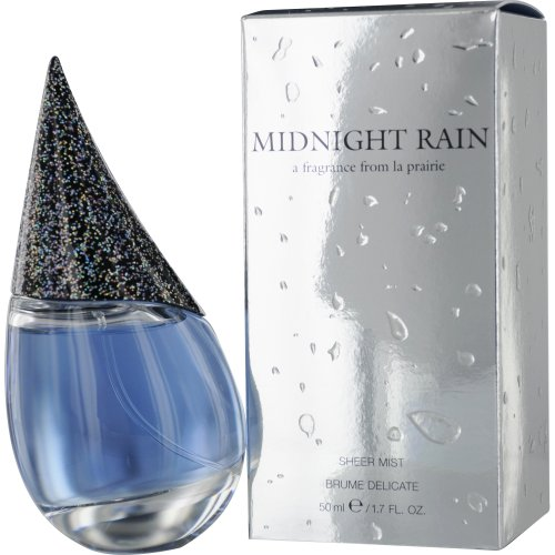 - Midnight Rain by La Prairie Sheer Mist Spray for Women, 1.7 Ounce
