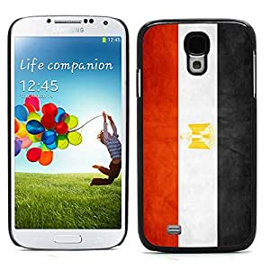 Graphic4You Vintage Egyptian Flag of Egypt Design Hard Case Cover for Samsung Galaxy S4 S IV