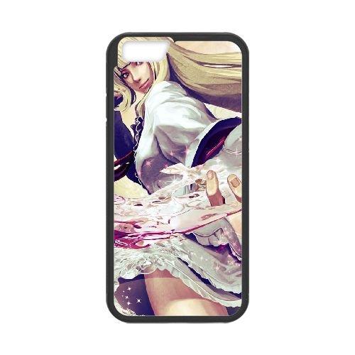 Street Fighter X Tekken 2 coque iPhone 6 4.7 Inch cellulaire cas coque de téléphone cas téléphone cellulaire noir couvercle EEECBCAAN03610