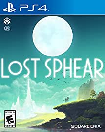 Lost Sphear - PS4 [Digital Code]