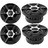 2 pairs (BULK PACKAGING) Polk Audio AA2652-A MM651UM 6.5-Inch Coax Ultra Marine Speaker
