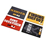 Finding Bigfoot Magnet Set