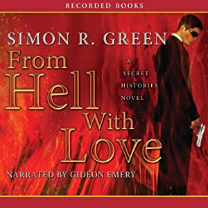 From Hell with Love Audiobook