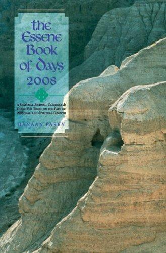 Download The Essene Book of Days 2008 pdf