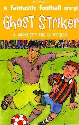 book cover of Ghost Striker!