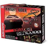 Auto World K.I.T.T vs K.A.R.R. World 16' Knight Rider Slot Car Race Set
