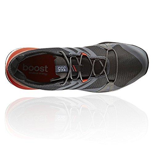 adidas Terrex Agravic GTX, Scarpe da Escursionismo Uomo, Grigio (Grivis/Negbas/Energi), 46 EU